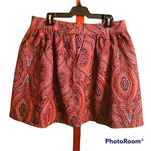 Moulinette Soeurs Paisley Skirt